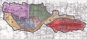 cartina sant'omero