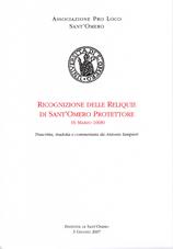Ricognizione delle reliquie di Sant'Omero protettore