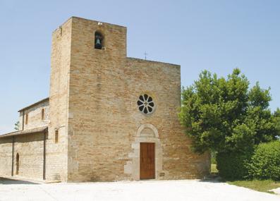 Chiesa Santa Maria a Vico, Sant'Omero (TE)