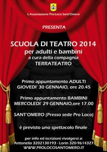 corso teatro 2014 sant'omero
