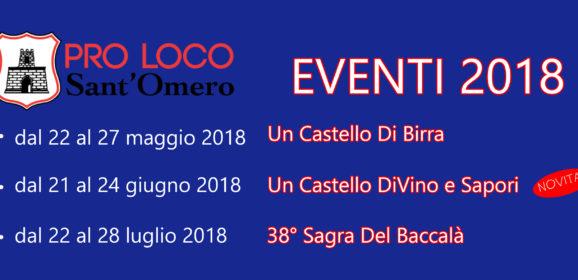 EVENTI 2018