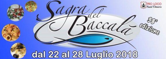 38° SAGRA DEL BACCALA'