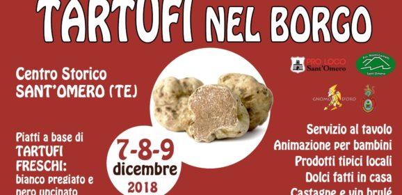 Tartufi nel Borgo 2018