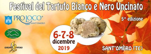 5° Festival del Tartufo Bianco e Nero Uncinato