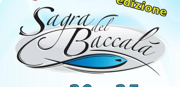 40° SAGRA DEL BACCALA'